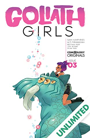 Goliath Girls (comiXology Originals) #3 (of 5)